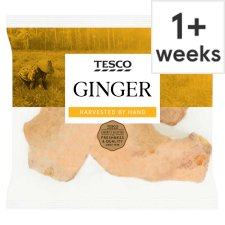 Tesco Ginger 125G