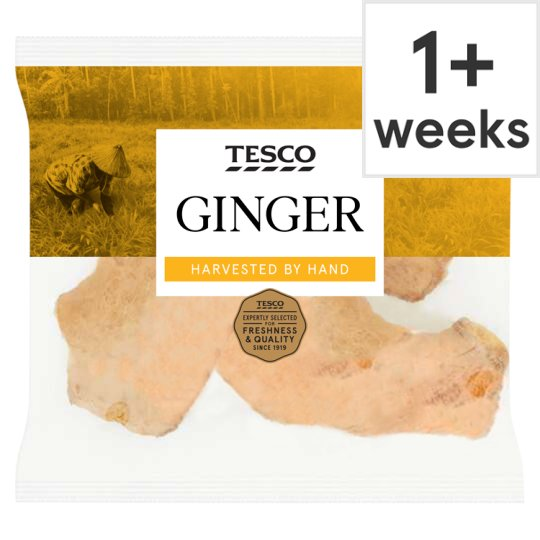 image 1 of Tesco Ginger 125G