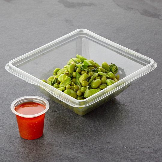 Tesco Finest Edamame And Pea Salad 200G