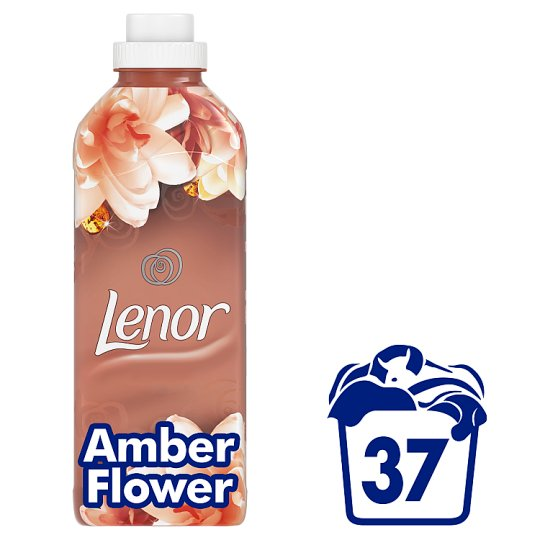 Lenor Premium Amber Flower 925Ml