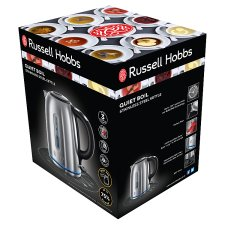 Russell Hobbs Quiet Boil Stainless Steel Kettle