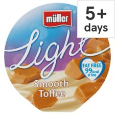 Muller Light Toffee Yogurt 175G