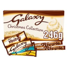 image 1 of Galaxy Christmas Large Collection Box 246G