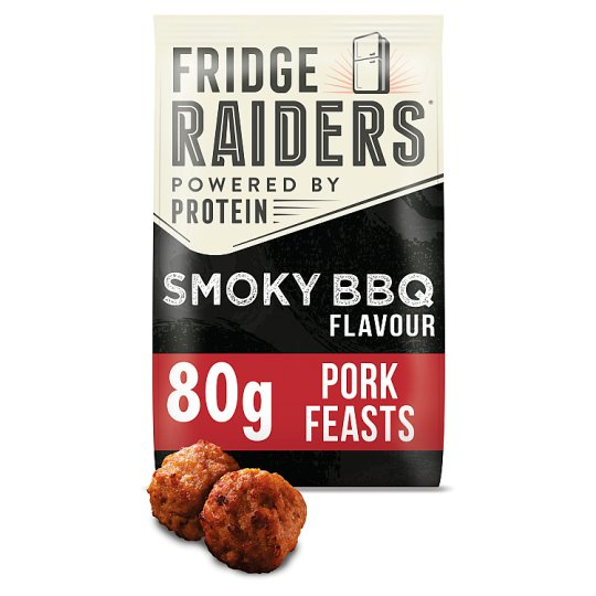 Matttesons Savagers Smoky Bbq Meateors 80G