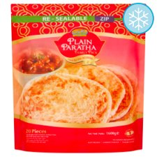 Ibco Plain Paratha Family Pack 20S 1.6Kg