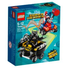 Lego Batman Vs Harley Quinn 76092