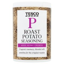 Tesco Roast Potato Seasoning 84G