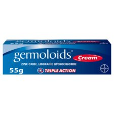 Germoloids Haemorrhoids Cream 55G