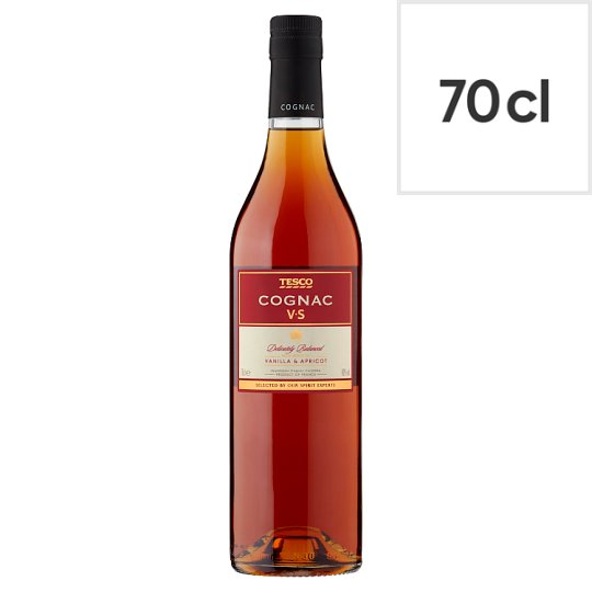 Tesco V.S. Cognac 70Cl