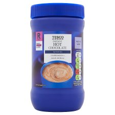 Tesco Instant Hot Chocolate 400G