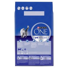 image 2 of Purina One Coat And Hairball Chicken 3Kg