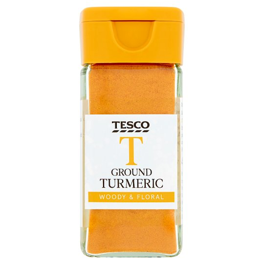 Tesco Ground Turmeric 45G