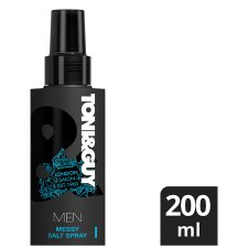 Toni And Guy Men Messy Sea Salt Spray 200Ml