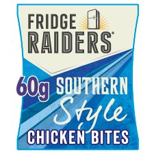 Fridge Raiders Southern Style Chicken Bites 60G