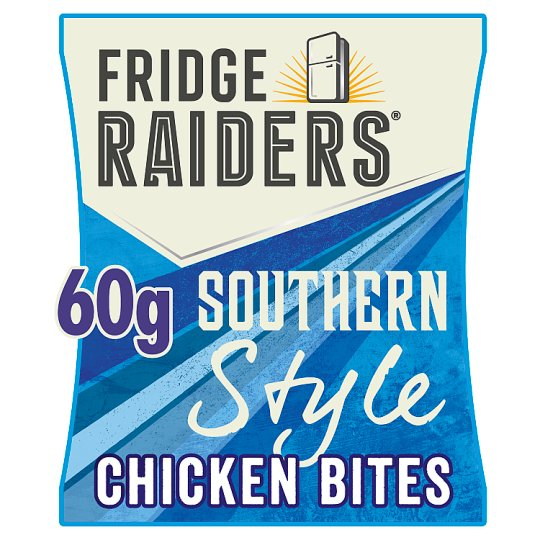 Mattessons Fridge Raiders Southern Fried Chicken Bites 60 G