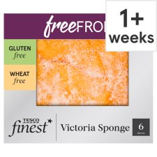 Tesco Finest Free From Victoria Sponge Cake