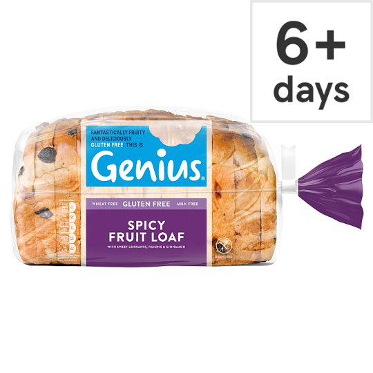 Genius Gluten Free Spicy Loaf 400G