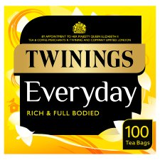 Twinings Everyday 100 Tea Bags 290G