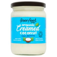 The Groovy Food Organic Creamed Coconut 500G