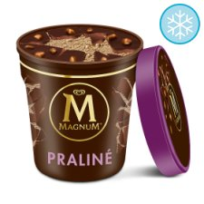 Magnum Tub Chocolate And Hazelnut Praline Ice Cream 440Ml