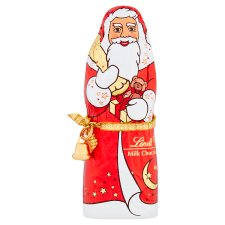 Lindt Milk Chocolate Santa 40G (C)