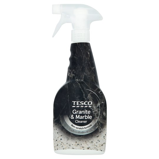 Tesco Granite And Marble Cleaner 500Ml