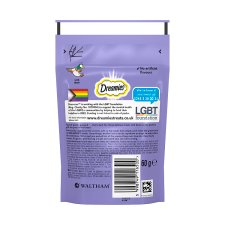 Dreamies Cat Treats With Duck 60G