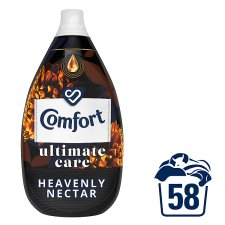 image 1 of Comfort Perfume Heavenly Nectar Fabric Conditioner 58W 870Ml