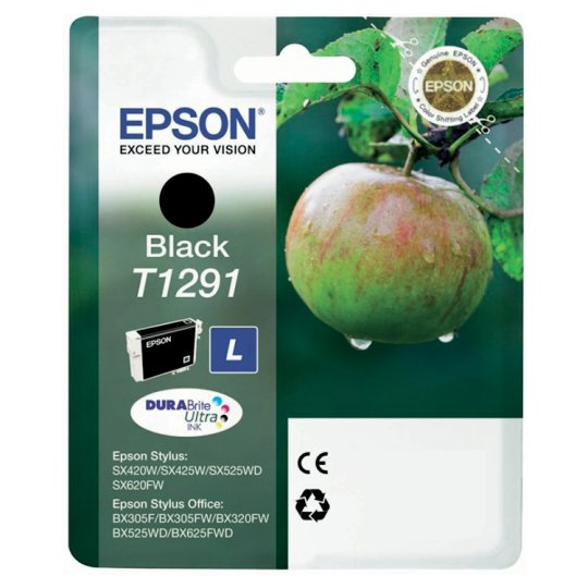Epson T1291 Apple Black
