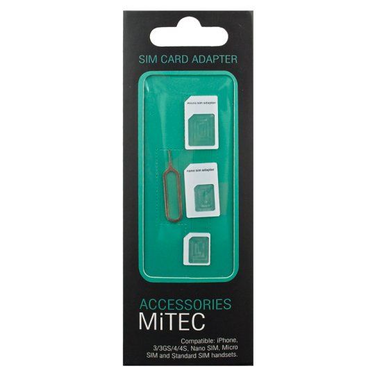 Mitec Sim Card Adapter