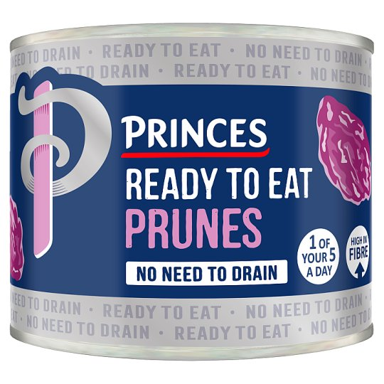 Princes Pitted Ready To Eat Prunes 210G