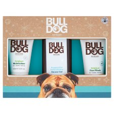 Bulldog Trio Peppermint & Eucalyptus Body Care Kit