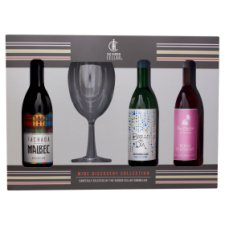 World Wine Selection 4X187ml