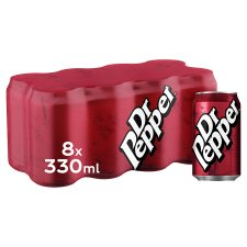 Dr Pepper 8X330ml ..