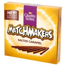 image 3 of Quality Street Matcmakers Salted Caramel 130G