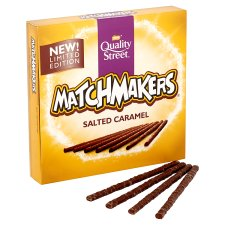 image 2 of Quality Street Matcmakers Salted Caramel 130G