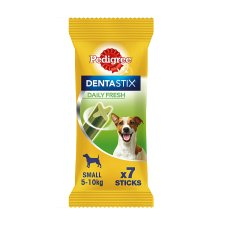 Pedigree Small Dog Dentastix Fresh Daily 7 Sticks