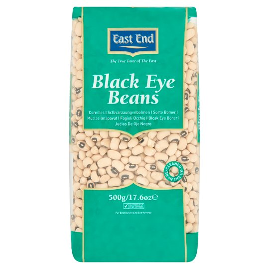 East End Black Eye Beans 500G