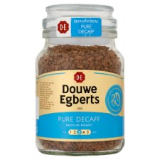 Douwe Egberts Pure Decaffeinated Instant Coffee 95G