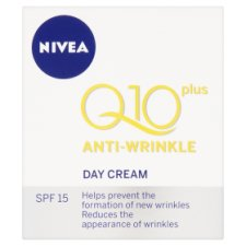 Nivea Anti Wrinkle Q10 Plus Day Cream 50Ml