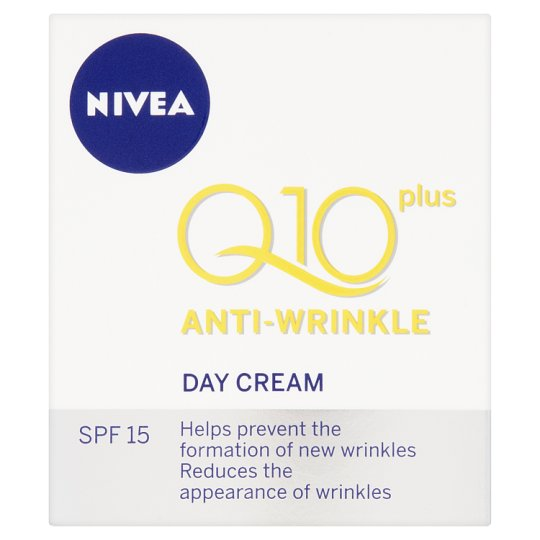 image 1 of Nivea Anti Wrinkle Q10 Plus Day Cream 50Ml