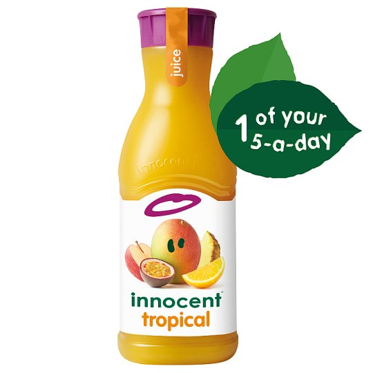Innocent Tropical Juice 900Ml