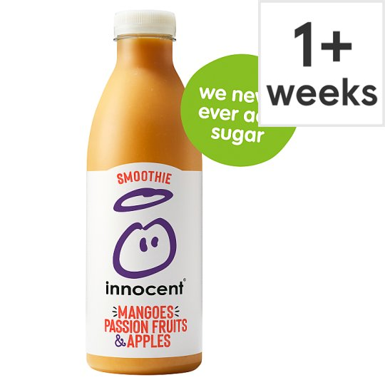 Innocent Mango And Passion Fruit Smoothie 750Ml