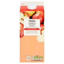 Tesco Apple Juice 1.75 Litre