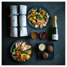 Tesco Finest Christmas Dinner for Two 2.205kg, Serves 2