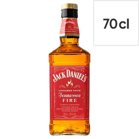 image 1 of Jack Daniels Tennessee Fire 70Cl