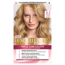 image 1 of L'oreal Paris Excellence 8.3 Golden Blonde