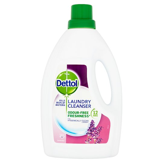 Dettol Laundry Cleanser Sooth Lavender 1.5L