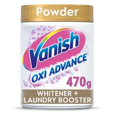 Vanish Gold Oxi Stain Remover White Powder 470G