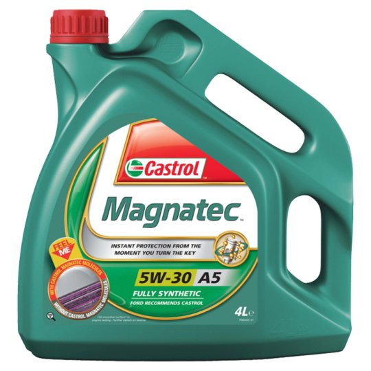 castrol magnatec 5w 30 a5 4l groceries tesco groceries. Black Bedroom Furniture Sets. Home Design Ideas